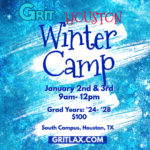 Houston & Dallas Winter Camp