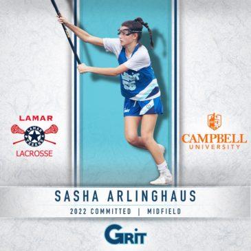 Sasha Arlinghaus