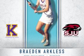 Braeden Arkless
