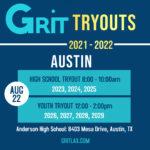 Austin Tryouts
